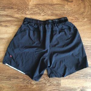 lululemon athletica Shorts - Lululemon surge linerless size large